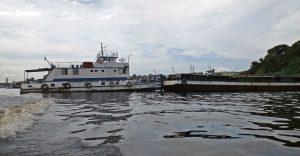 Transporte de Carga em Balsas Coari x Manaus